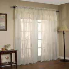 hydrangea faux linen panel and valance curtainshop com