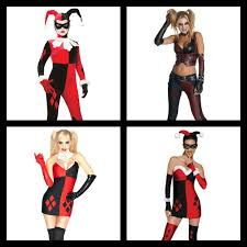 Halloween Costumes Harley Quinn Harley Quinn Cosplay Guide Halloween Costumes Blog