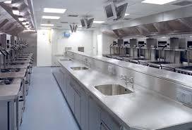 Commercial Kitchen Floor Tile Cool 10 Restaurant Kitchen Flooring Options Inspiration Design Of