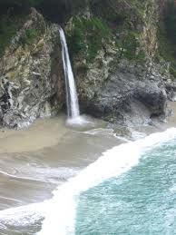 famous waterfalls waterfall hike info mcway falls a natural beautiful big sur