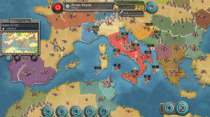 European Map Game by Age Of Conquest Iv By Noblemaster