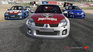 renault clio v6 rally car gd forzadads renault clio race night 3 09 12
