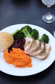 what do you for thanksgiving dinner herb roasted turkey breast