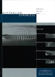 australian stainless reference manual
