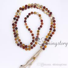 beading necklace lengths images 2018 108 tibetan prayer beads mala bead necklace buddhist prayer jpg