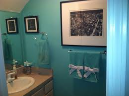Powder Room Towels Cute Decor Towel Idea For Tiffany Themed Bathroom For The Home