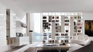 Total Home Interior Solutions I Can T Imagine Wanting To Block That View But Bookshelves