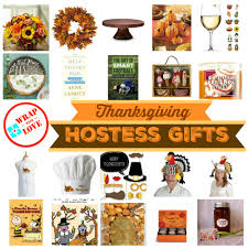 best hostess gifts this thanksgiving wrap with