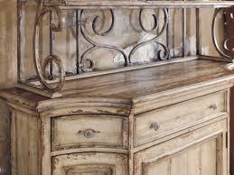 hooker furniture dining room wakefield metal hutch 5004 75905