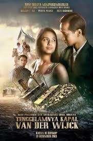 film perang thailand terbaru poster film tenggelamnya kapal van der wijck yang bikin miris itu