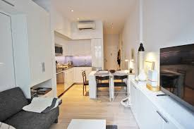 Green Kitchen New York Video Nyc U0027s First Micro Apartment Building Is Almost Ready To
