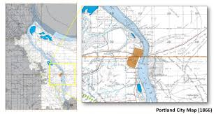 Portland Earthquake Map by Field Trip Landscape Urbanism