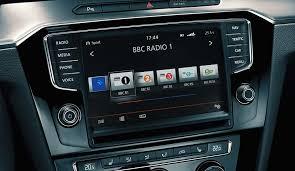 New Passat Interior Volkswagen Uk