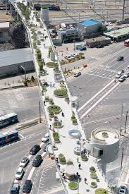 Garden Park Family Practice Old Highway Becomes Public Park With 24 000 Plants In Seoul Curbed