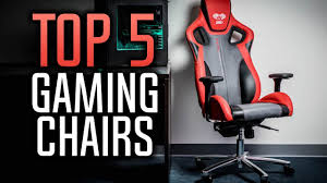 Ps4 Gaming Chairs Best Gaming Chairs In 2017 Youtube