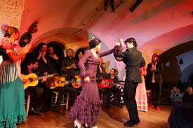 flamenco scene see or be the passion barcelona connect