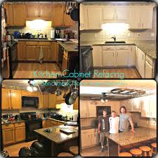 Kitchen Cabinet Refacing Before And After Photos Testimonials New Hampshire New Kitchen Cabinet Replacement And