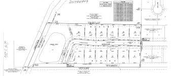 Plot Map Diamond D Ranch Plot Map Roebuck Doguet Builders