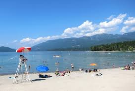 Montana beaches images Whitefish city beach whitefish montana lodging dining and jpg
