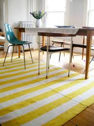 Stripe Area Rug Rugs Curtains Best Yellow And White Stripe Area Rug For