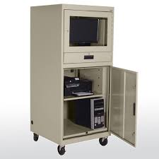 sandusky computer tablet and laptop security cabinets