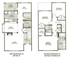 2 storey house plans impressive 3 simple two story house plans 17 best ideas about