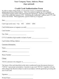 authorization letter to travel using credit card authorization to use credit card templates franklinfire co
