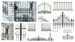 Remove Rust From Metal Furniture by How To Remove Rust From Your Wrought Iron Gates Youtube