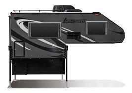 Dodge 1500 Truck Camper - camplite 6 8 ultra lightweight truck camper floorplan livin u0027 lite