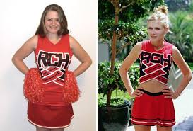 Cute Cheerleading Costumes Halloween 24 Halloween Costumes Inspired Fave Movies Shows