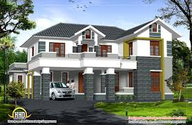 2 story home designs sloping roof 2 story home 2907 sq ft home appliance
