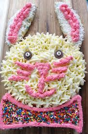 easter bunny cake ideas easter bunny cake kid friendly easter recipe my