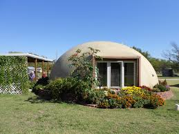 Dome Home by A Satisfying Life A Dome Home