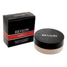 Bedak Revlon Colorstay revlon touch glow