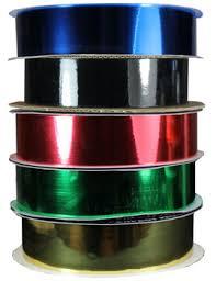 metallic ribbon l5100 9 poly metallic ribbon