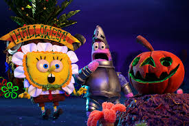 nickelodeon to premiere brand new spongebob squarepants halloween