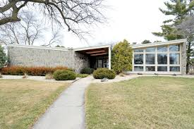 Midcentury Modern Homes For Sale - the wermager house circa old houses old houses for sale and