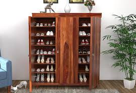 Wooden Shelf Designs India by Shoe Racks Buy Shoe Rack Online India Upto 70 Off