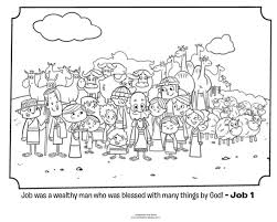 job coloring page whats the bible 532244 coloring pages for free