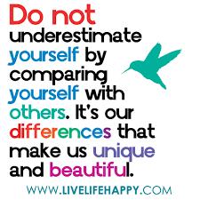 unique quotes about yourself unique pictures
