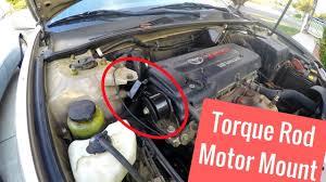 2005 toyota engine 2005 toyota camry torque rod motor mount replacement 2azfe