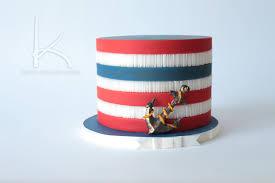 nautical cake aged edible metallic finish kara s couture cakes