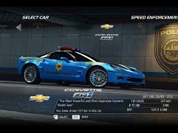 police corvette download wallpapers download 1600x1200 video games police