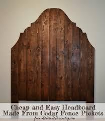40 dreamy diy headboards you can make by bedtime diy u0026 crafts