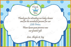 thank you messages for baby shower gifts part 32 baby thank you