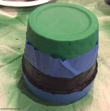 st patrick u0027s day diy a leprechaun hat green with decor