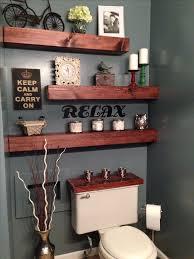 ideas to decorate bathrooms 25 best diy bathroom shelf ideas and designs for 2017 realie