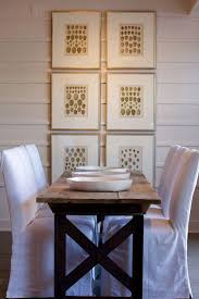 dining room glancing who needs pollock make your own abstract