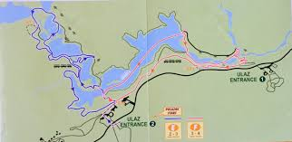 Hiking Maps 7 Hiking Trails Of Plitvice Lakes National Park U2013 Croatia Two Up