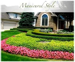 Front Yard Gardens Ideas Front Yard Landscaping Ideas Michigan Landscape Redesign